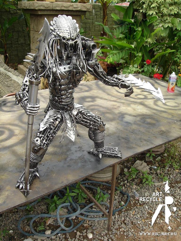 Памятник металлический своими руками